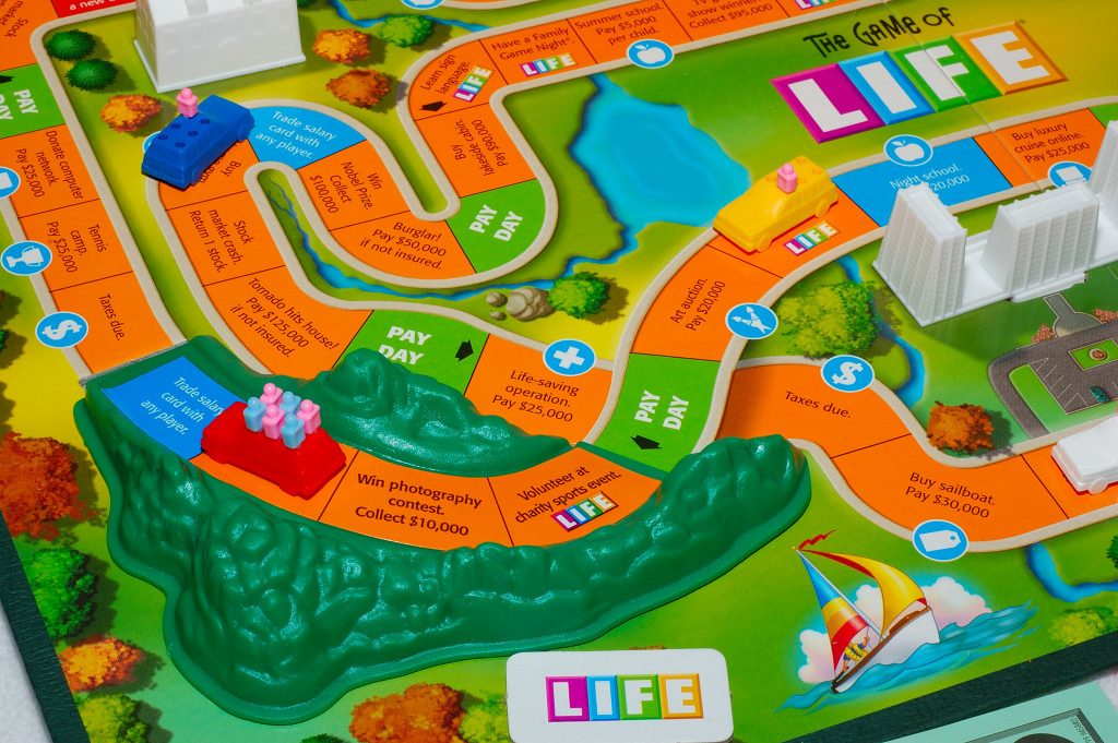 Game of Life Playing Board | Harmonious Earth