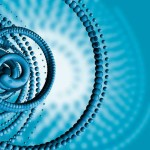 Positive Limitation represented as a Blue Spiral