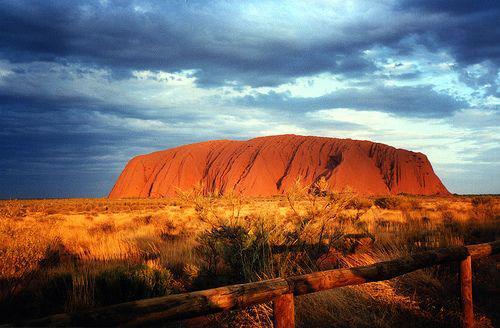 Root Chakra_Uluru/AyresRock, Australia_Earth'sMajorChakras