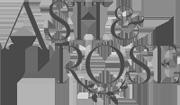 Logo of Ash & Rose clothing company