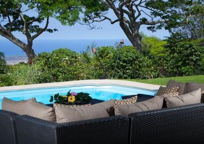 Villa-Quatro pool