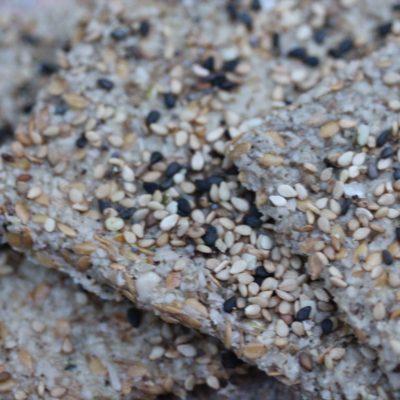 Savory Seed Cracker