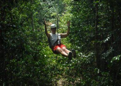 Selva Maya Zip Line 2