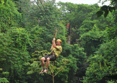 Selva Maya Zip Line 3