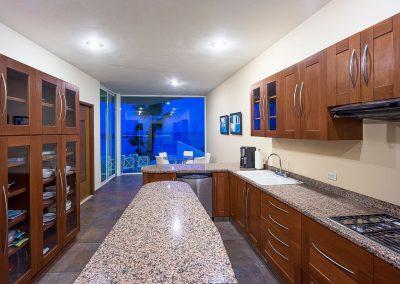 Villa Gauguin Kitchen
