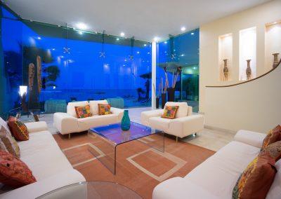 Villa Gauguin Living Room