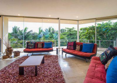 Villa Gauguin Media Room