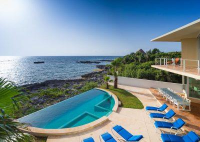 Villa Gauguin Pool