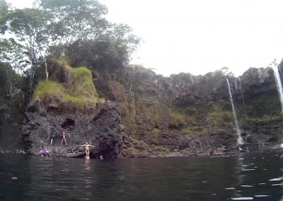 Big Island PeePee Falls
