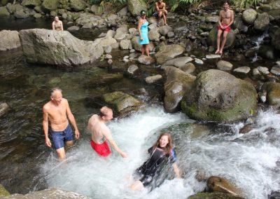 Iao Valley River Swim