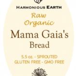 Mama Gaia's Bread Front Label