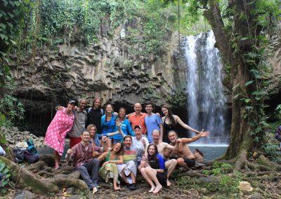 Maui Waterfall Swim
