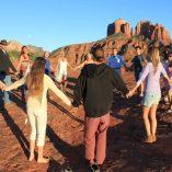 Sedona Adventure Group Circle