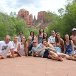 Sedona Adventure Group at Cathedral Rock