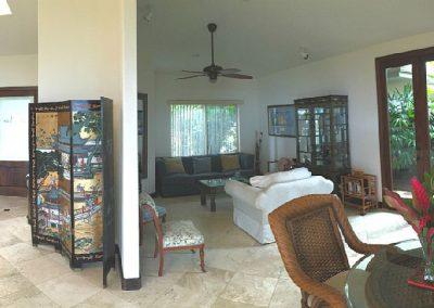 Villa Cinco Frontroom