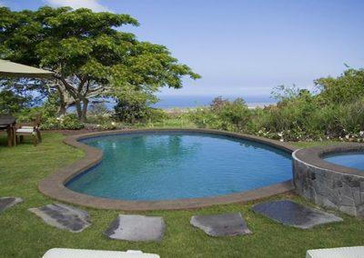 Villa Cinco Pool