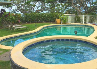 Villa Cinco Pool & Spa