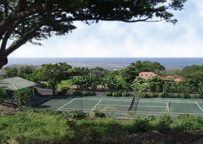 Villa Quatro and Cinco Shared Community Tennis Court