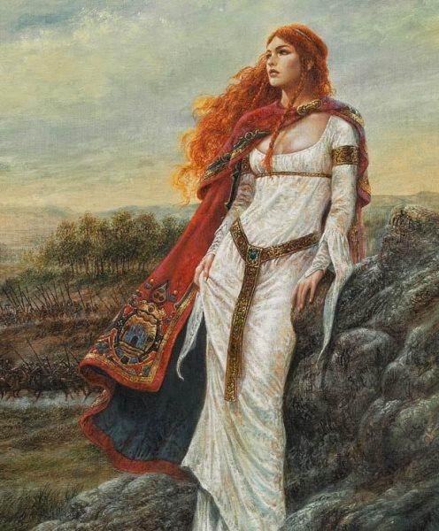 Резултат с изображение за druid woman